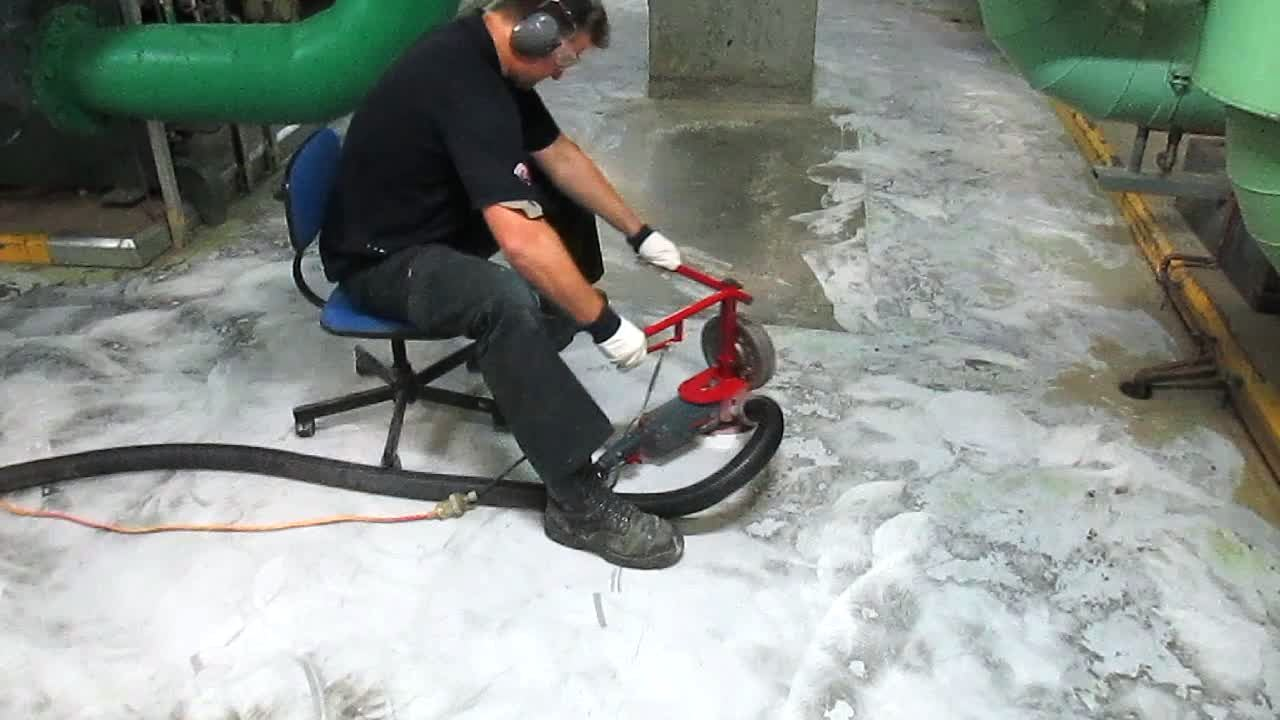 Concrete Floor Grinder Choices For Hand Grinding And Edges Sales