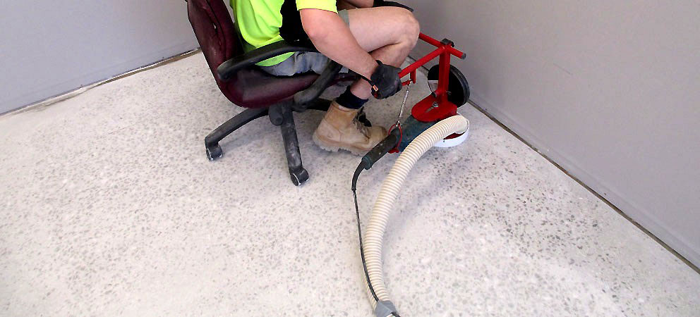 at of services grinding most commonly sections concrete floor used out level is and to also sawing provide deandrea grinder polishing coring we