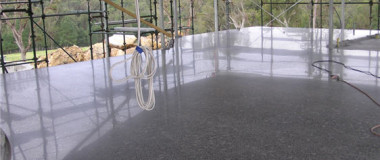 guide to diy polished concrete